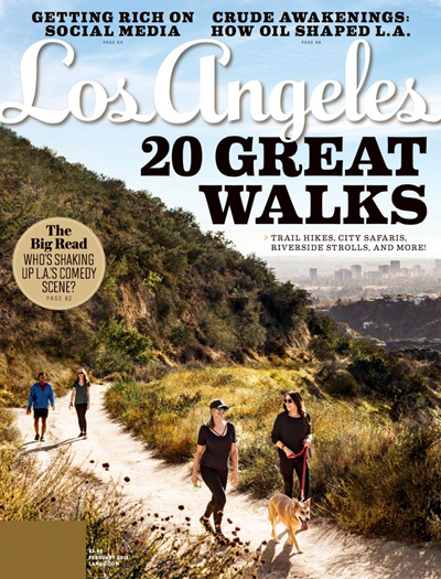 Subscribe to Los Angeles Magazine