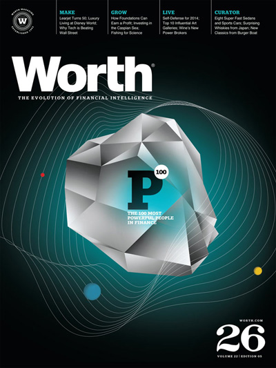 Subscribe to Worth
