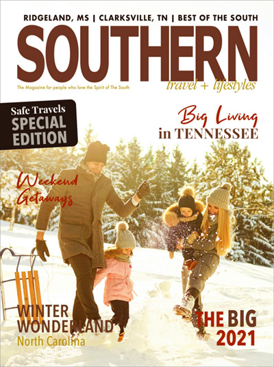 Subscribe to Southern Travel & Lifestyles