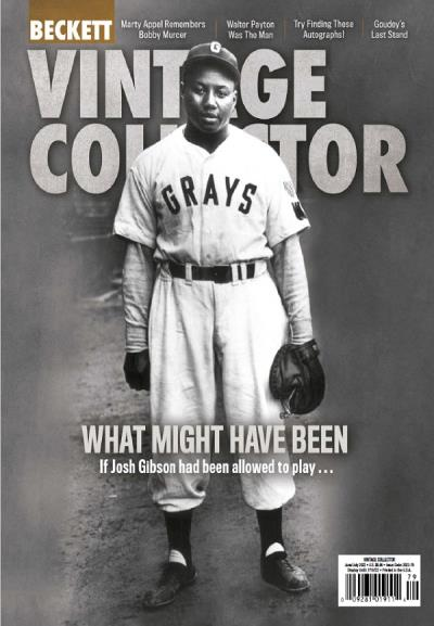 Subscribe to Beckett Vintage Collector