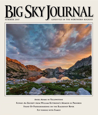 Subscribe to Big Sky Journal