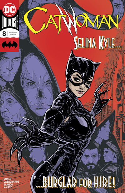 Subscribe to Catwoman Comic