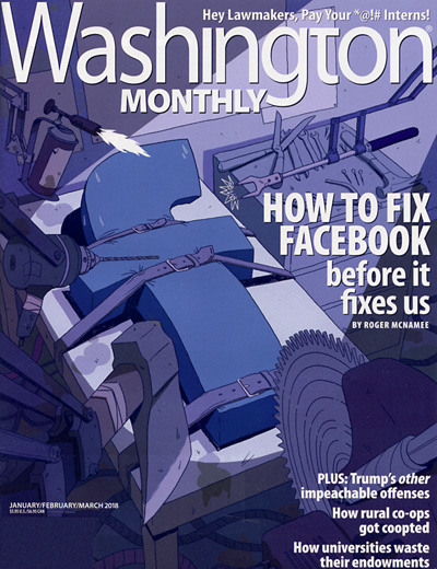 Subscribe to Washington Monthly
