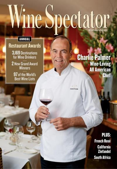 Subscribe to Wine Spectator