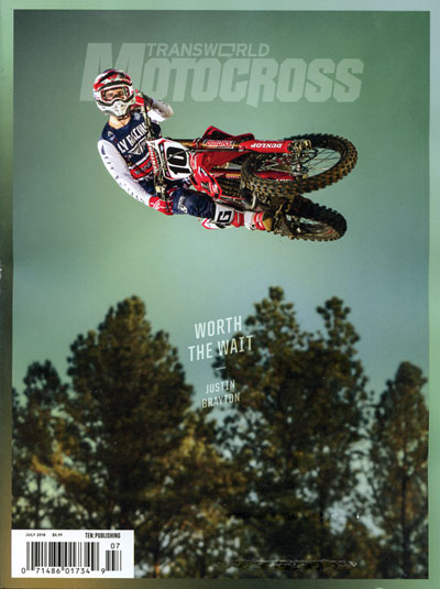 Subscribe to Transworld Motocross
