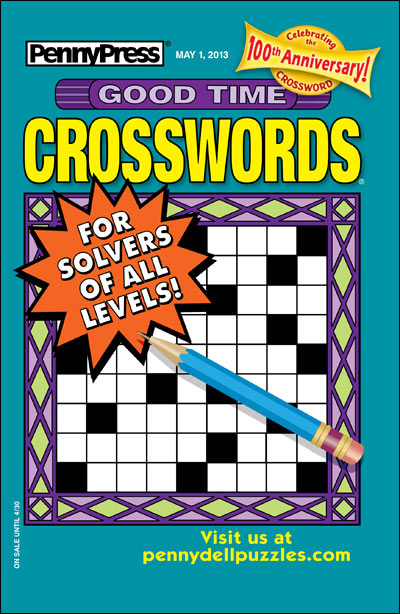 Subscribe to Good Time Crosswords