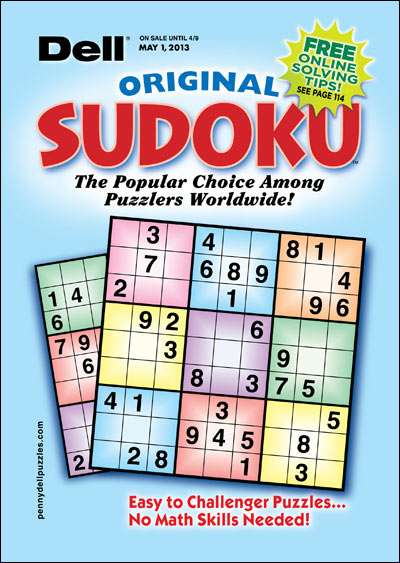 Subscribe to Dell Original Sudoku