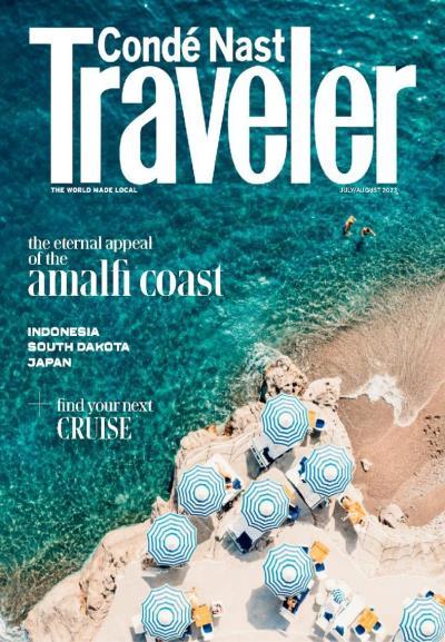 Subscribe to Conde Nast Traveler
