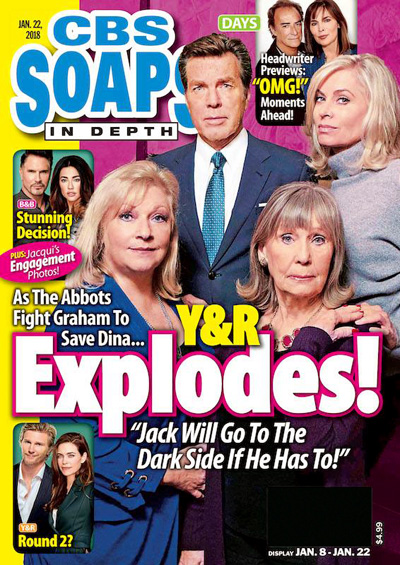Subscribe to CBS Soaps In Depth