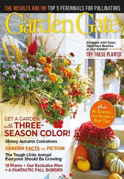 Subscribe to Garden Gate