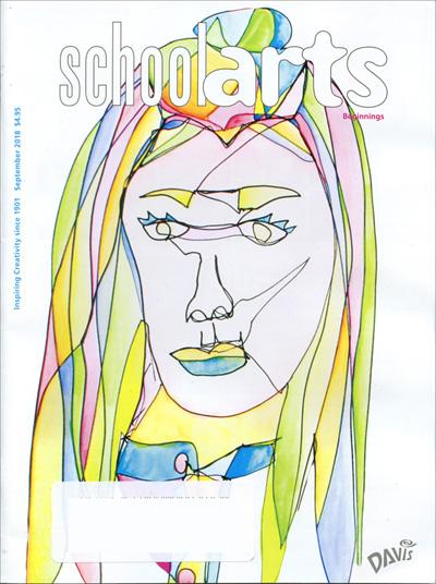 Subscribe to SchoolArts Magazine