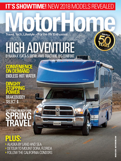 Subscribe to MotorHome