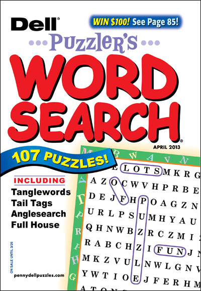 Subscribe to Dell Word Search Puzzles