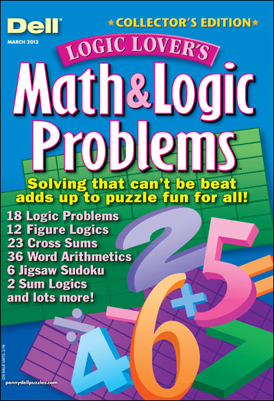 Subscribe to Dell Math & Logic Problems