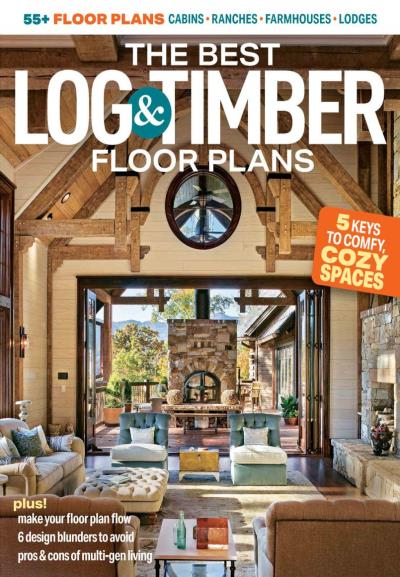 Subscribe to Log & Timber Home Living