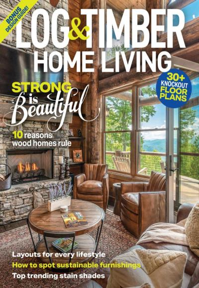 Subscribe to Log Home Living