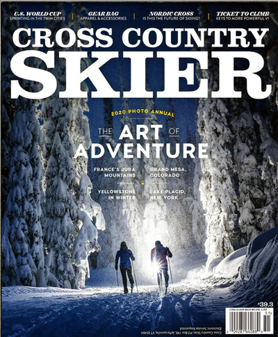 Subscribe to Cross Country Skier