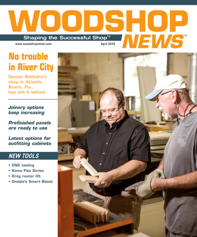 Subscribe to Woodshop News