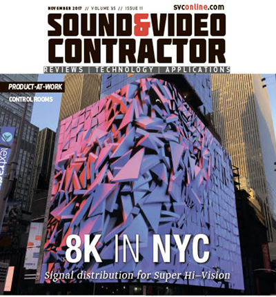 Subscribe to Sound & Video Contractor
