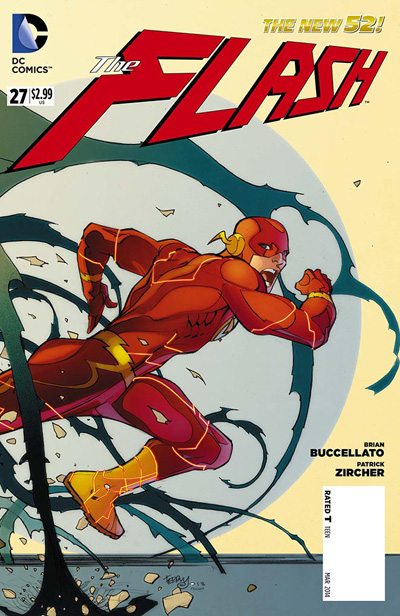 Subscribe to The Flash Comic