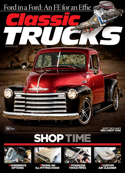 Subscribe to Classic Trucks