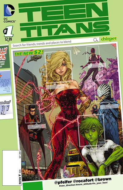 Subscribe to Teen Titans