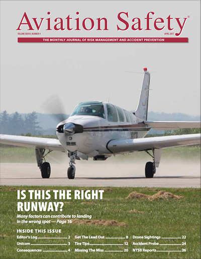 Subscribe to Aviation Safety