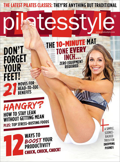Subscribe to Pilates Style
