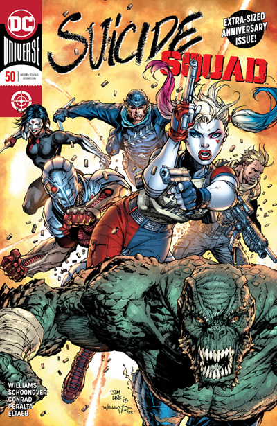 Subscribe to Suicide Squad Comic