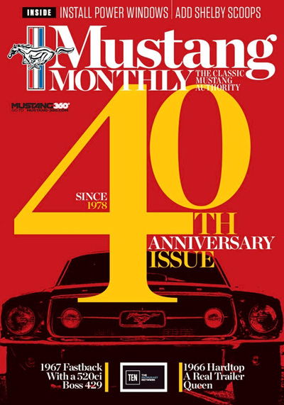 Subscribe to Mustang Monthly