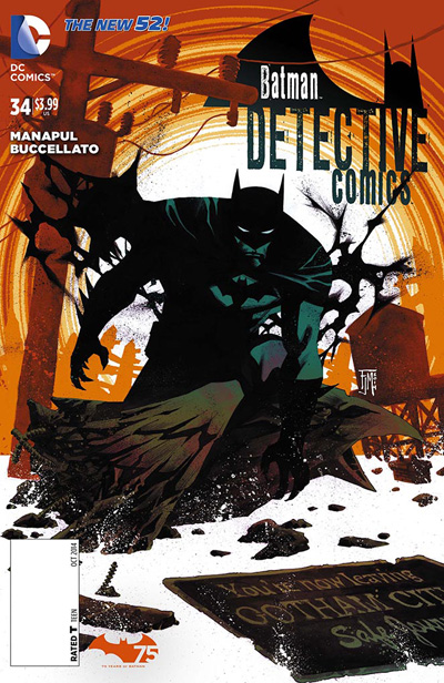 Subscribe to Detective Comics