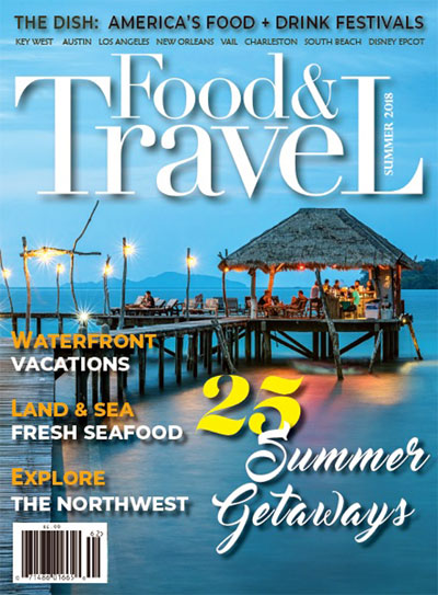 Subscribe to Food and Travel