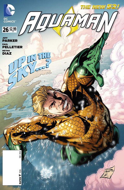 Subscribe to Aquaman Comic