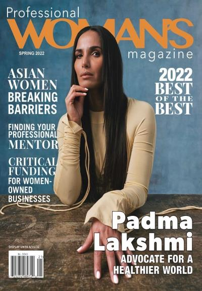 Subscribe to Professional WOMAN'S Magazine