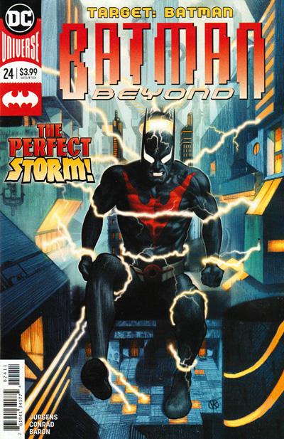 Subscribe to Batman Beyond Comic