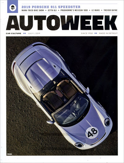 Subscribe to Autoweek