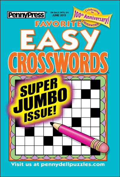 Subscribe to Favorite Easy Crosswords