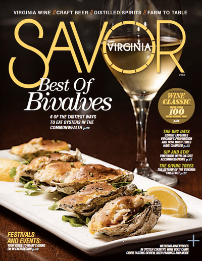 Subscribe to Savor Virginia