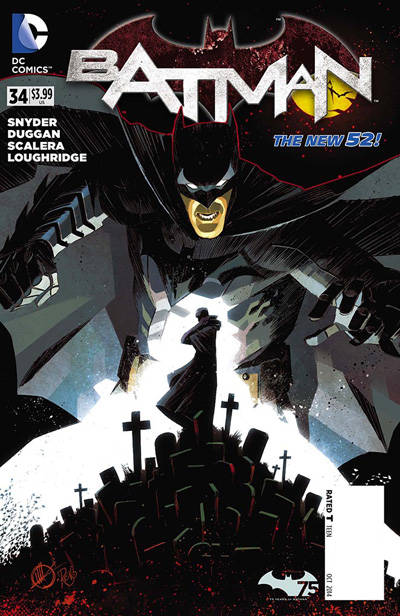 Subscribe to Batman Comic