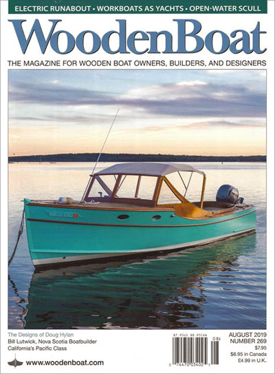 Subscribe to WoodenBoat