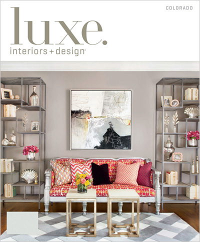 Subscribe to Luxe Interiors + Design