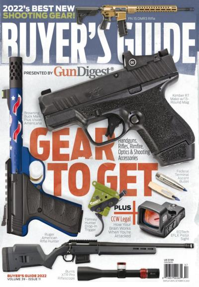 Subscribe to Gun Digest