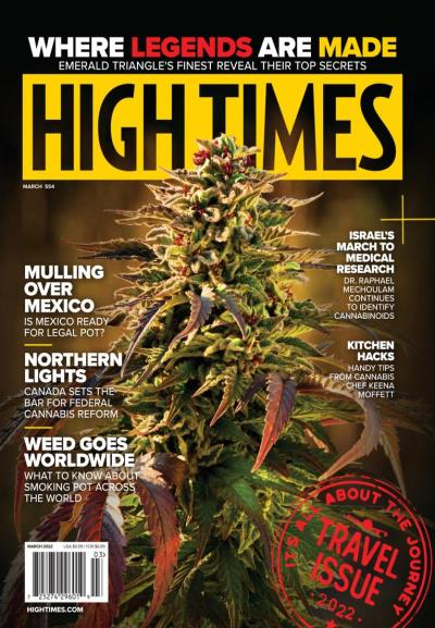 Subscribe to High Times