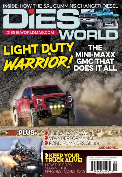 Subscribe to Diesel World