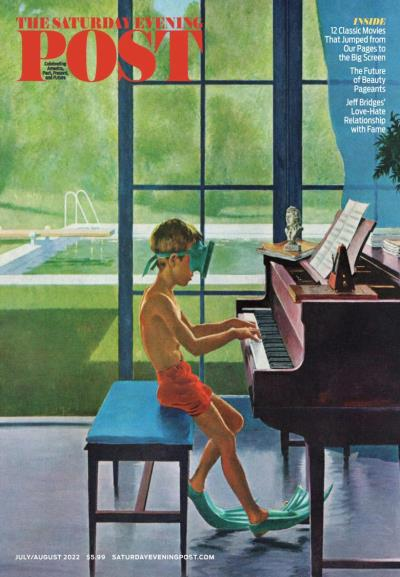 Subscribe to Saturday Evening Post