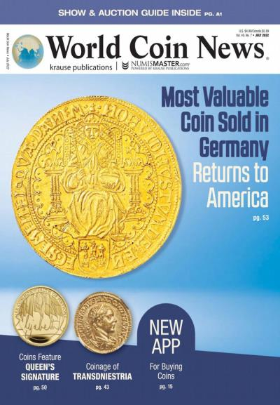 Subscribe to World Coin News