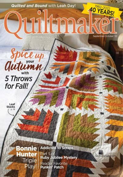 Subscribe to Quiltmaker