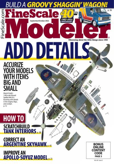 Subscribe to FineScale Modeler