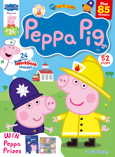 Subscribe to Peppa Pig Magazine