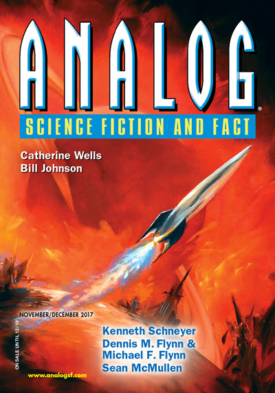 Subscribe to Analog Science Fiction And Fact